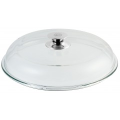 DOM Glasdeckel 30 cm Durchmesser