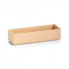 Zeller Ordnungsbox, Kiefer, 23 x 7,5 x 5 cm