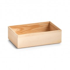 Zeller Ordnungsbox, Kiefer, 23 x 15 x 7 cm