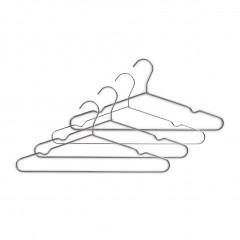 Zeller Kleiderbügel, 4-er Set, Metall