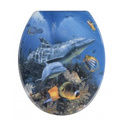 Wenko WC-Sitz Sea Life