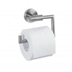 Wenko Toilettenpapierhalter ohne Deckel Bosio, Edelstahl rostfrei