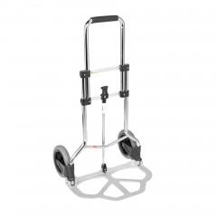 Aluminium Transportkarre, handlich zusammenklappbare Sackkarre bis 80kg