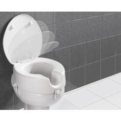 Wenko Premium WC-Sitz Secura, mit Easy-Close Absenkautomatik