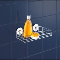 Wenko Vacuum-Loc® Wandablage, Befestigen ohne bohren