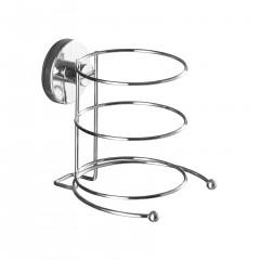Wenko Vacuum-Loc® Haartrocknerhalter, Befestigen ohne bohren