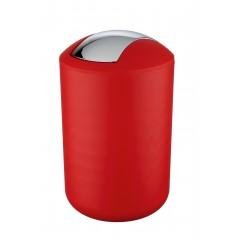 Schwingdeckeleimer Brasil Rot L, 6,5 Liter