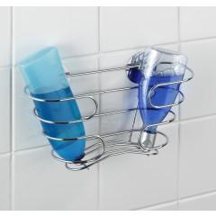 Turbo-Loc Shampoo-Ablage, Befestigen ohne bohren