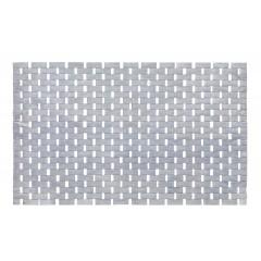 Badematte Bamboo Grau, 50 x 80 cm