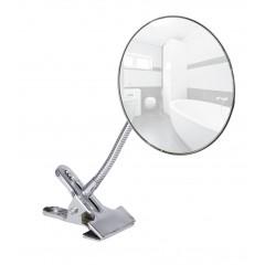 Wenko Kosmetikspiegel Clip, 5-fach Vergrößerung