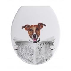 WC-Sitz Daily Dog, Duroplast