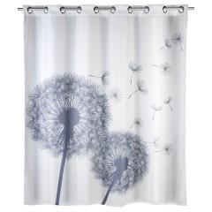 Anti-Schimmel Duschvorhang Astera Flex, Polyester, 180 x 200 cm, waschbar