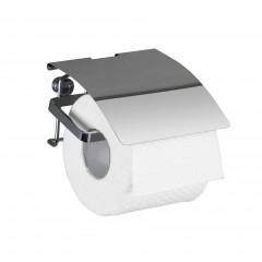 Wenko Toilettenpapierhalter Premium, Edelstahl