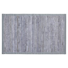 Wenko Badematte Bamboo Grau, 50 x 80 cm