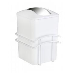 Schwingdeckeleimer Classic Plus, 3 Liter, mit hochwertigem Rostschutz