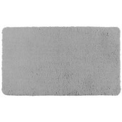 Wenko Badteppich Belize Light Grey, 55 x 65 cm, Mikrofaser