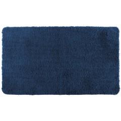 Wenko Badteppich Belize Marine Blue, 55 x 65 cm, Mikrofaser