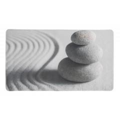 Wenko Wanneneinlage Sand and Stone, 70 x 40 cm