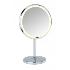 Wenko LED Kosmetik-Standspiegel Onno