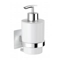 Wenko Turbo-Loc® Seifenspender Quadro, Befestigen ohne bohren