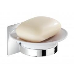 Wenko Turbo-Loc® Seifenablage Quadro, Befestigen ohne bohren