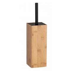 Wenko WC-Garnitur Padua, Bambus