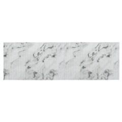Wenko Badematte Marmor, 65 x 200 cm, Weichschaummatte