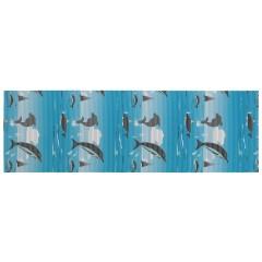 Wenko Badematte Delfin, 65 x 200 cm, Weichschaummatte