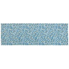 Wenko Badematte Mosaic, 65 x 200 cm, Weichschaummatte