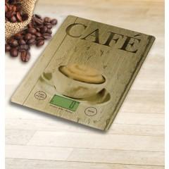 Wenko Küchenwaage Slim Café