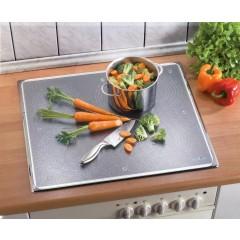 Herdabdeckplatte 3 in 1, für Glaskeramik-Kochfelder
