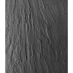Glasrückwand Schiefer, 60 x 70 cm