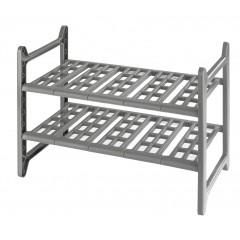 Küchen-Unterschrankregal Flexi, 45 - 80 cm