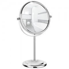 Wenko Kosmetikspiegel, Schminkhilfe, mit 7-facher Vergrößerung