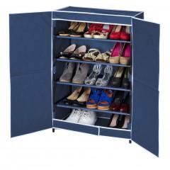 Wenko Schuhschrank Air mit 5 Böden, für bis zu 15 Paar Schuhe