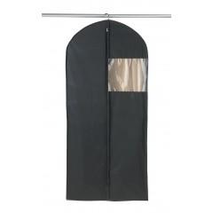 Kleidersack Deep Black Space, 3er Set, je 135x60x12 cm