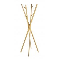 Standgarderobe Mikado aus Bambus