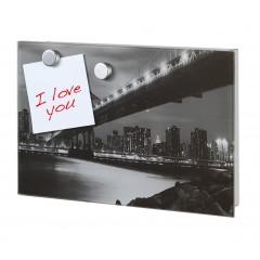 Schlüsselkasten Manhattan Bridge, magnetisch, 30 x 20 cm