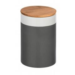 Wenko Aufbewahrungsdose Malta 1,45 l, hochwertige Keramik