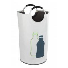 Wenko Flaschensammler Jumbo, Multifunktionstasche, 69 l