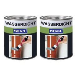 Wasserdicht, 2er Set, je 375 ml