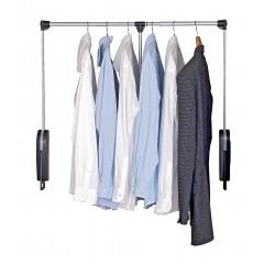 Wenko Garderobenlift, schwenkbare Kleiderstange