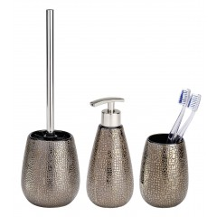 Bad-Accessoire-Set Marrakesh, 3-teilig