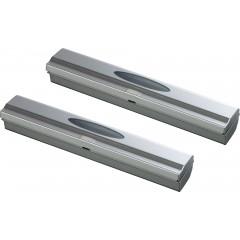 Folienschneider Perfect Cutter L silber, 2er Set