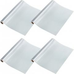 Wenko Anti-RutschMatte Transparent, 4er Set, je 150 x 50 cm, zuschneidbar