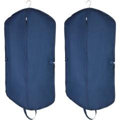 Wenko Kleidersack Business Premium mit Schuhtasche, 2er Set, Kleidersack: je 112 x 62 cm, Tasche: je 40 x 30 cm