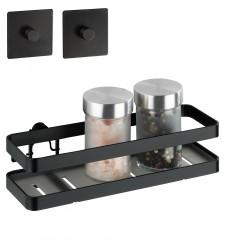 Wenko Turbo-Loc® Gewürzregal Gala, Gewürzständer, Küchenablage