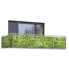 Sichtschutz Wilder Wein, für Balkon und Terrasse