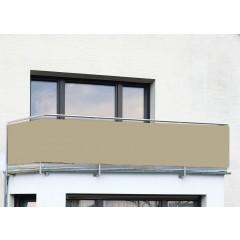 Balkon-Sichtschutz SAND UNI WENKO