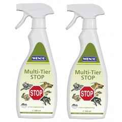 Multi-Tier-Stop, 2 x 500 ml